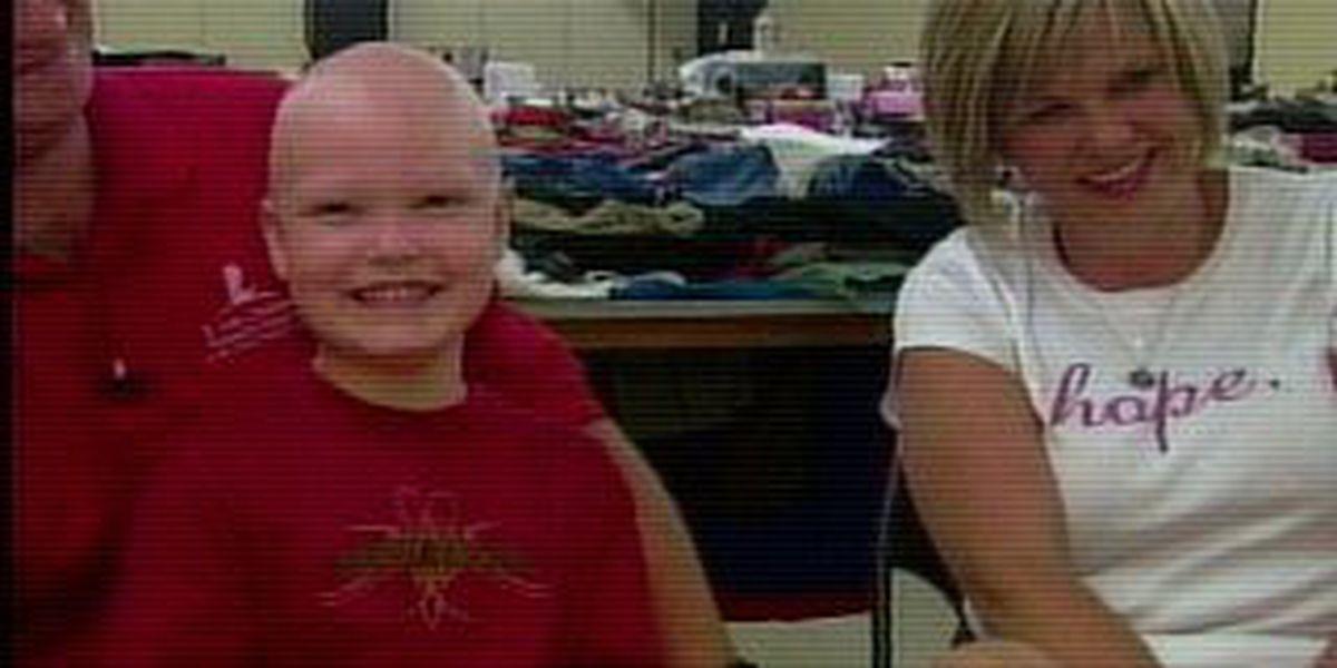 Firefighters raising money for son of HPD Officer