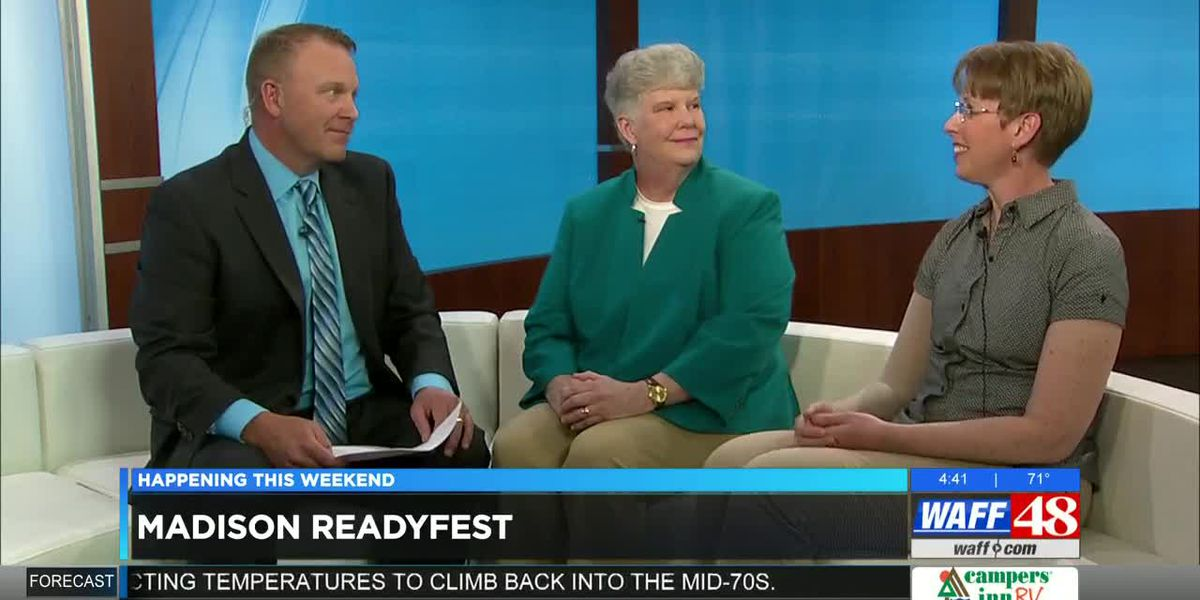 Happening This Weekend: Madison ReadyFest