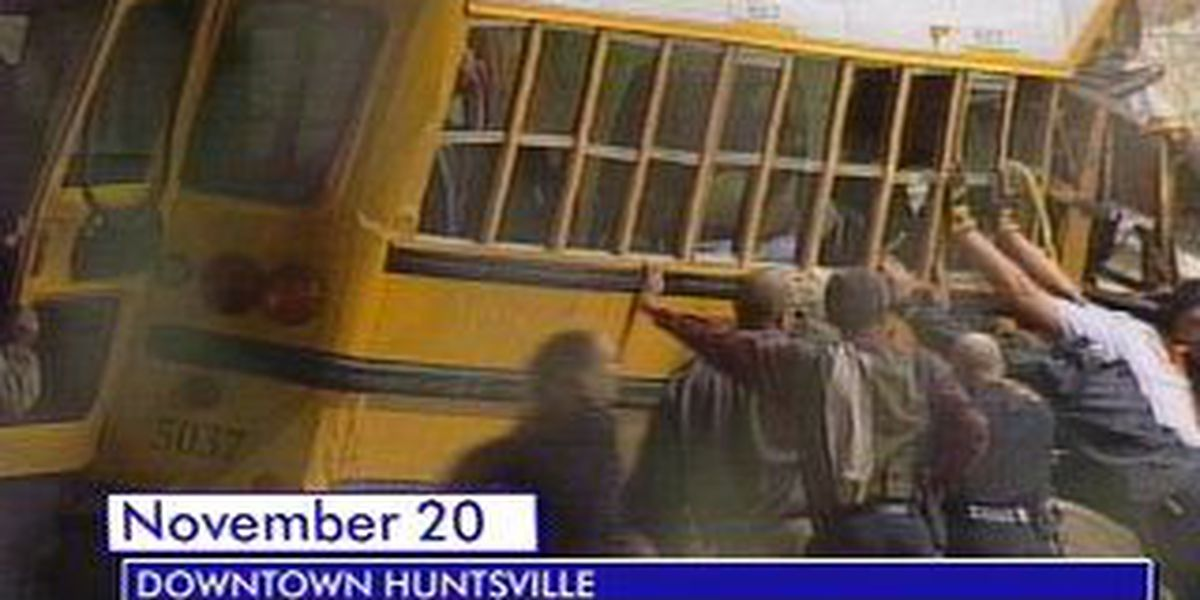 Bus driver involved in Lee High School bus crash home from hospital
