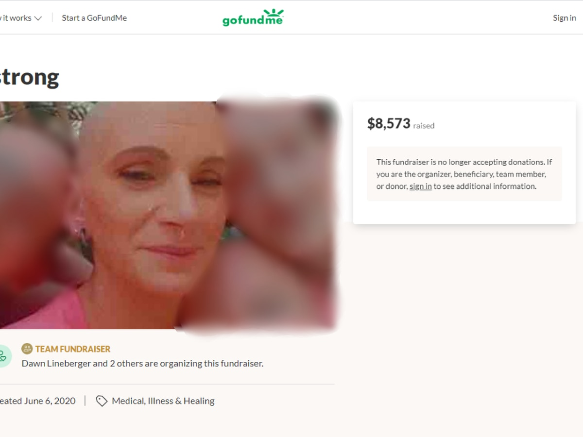 """She played the part, she played everyone,"" says one man victimized by Huntsville woman faking cancer for donations"