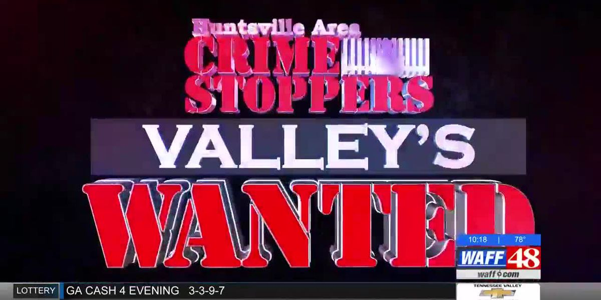 Valley's Wanted: Sept. 17-23