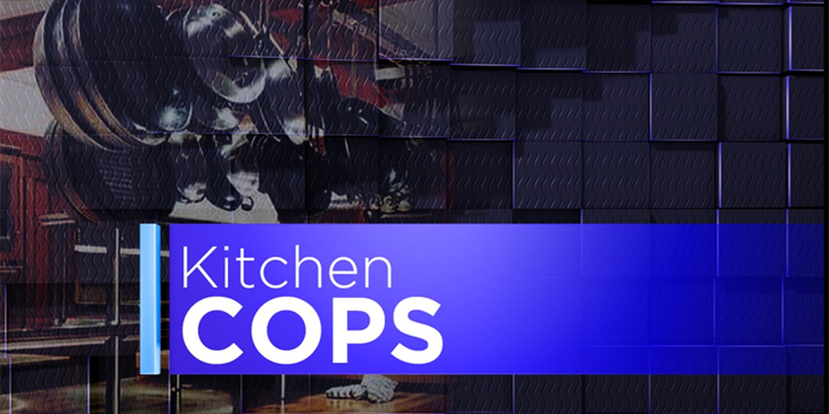 Kitchen Cops for June 8