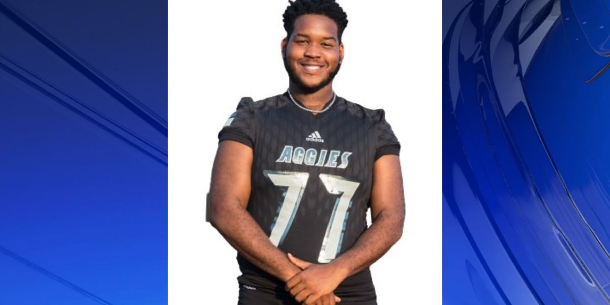 Albertville community mourns the death of student athlete