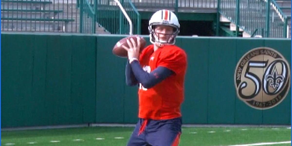 Wounded Tigers back in action ahead of Sugar Bowl