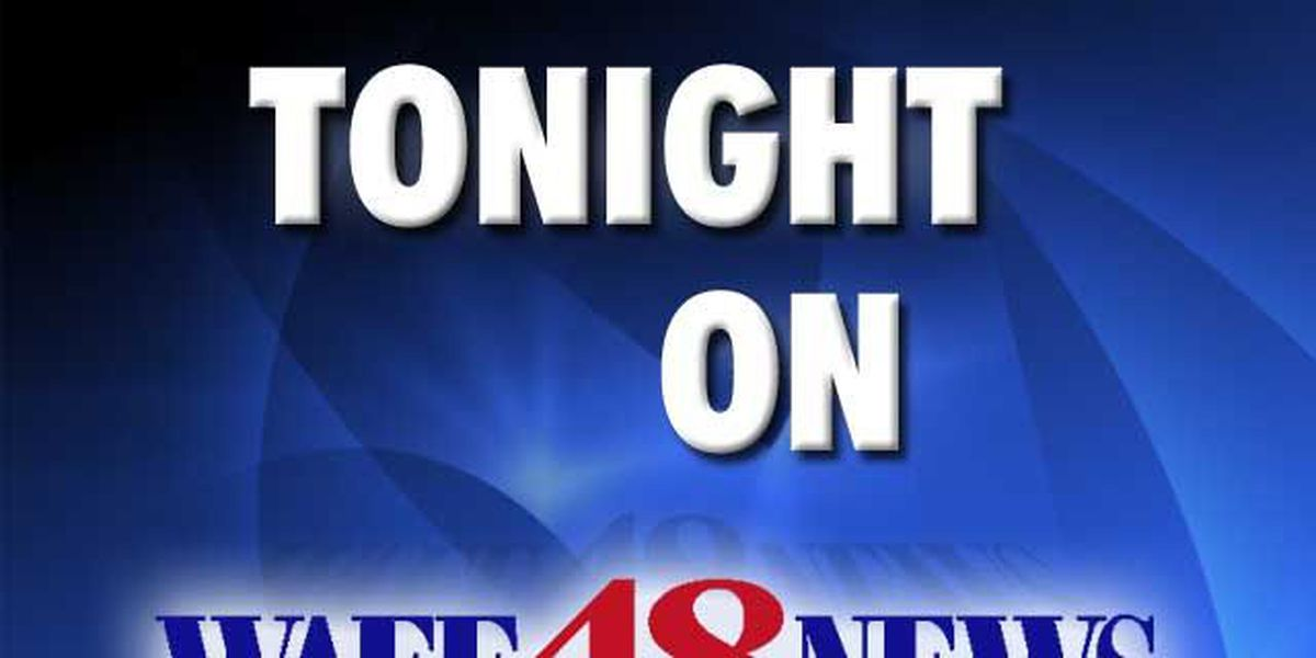 Coming up on WAFF 48 News