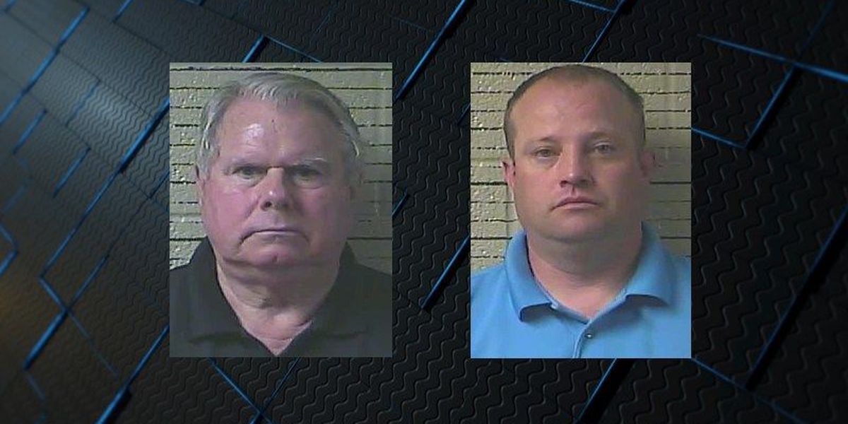 Lawrence County, TN sheriff, captain charged with official misconduct