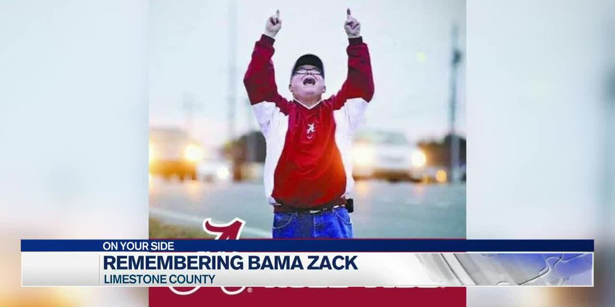 """""""Its hard to go back there without him,"""" Family of Bama Zack opens up about his loss to Covid-19"""