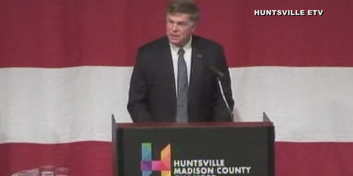 Huntsville mayor delivers State of the City address