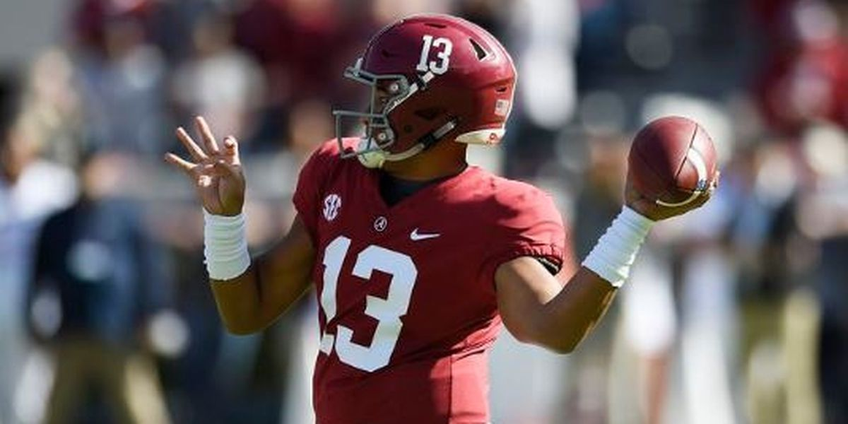 Bama QB Tua Tagovailoa out for season following hip injury against Miss St.