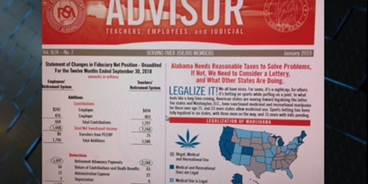 Could sports betting & marijuana be good funding sources for Alabama?