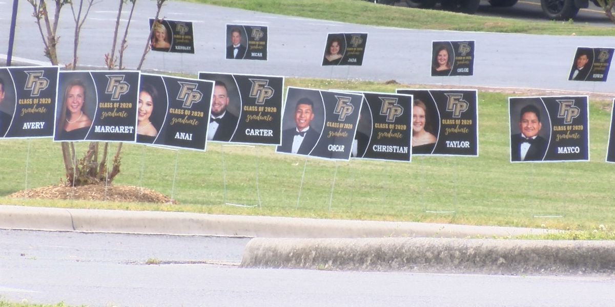 Fort Payne High School makes plans for graduation ceremony