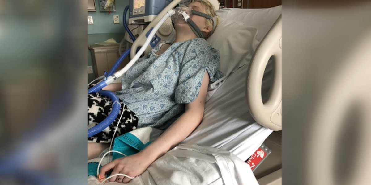 Hartselle teen battling cystic fibrosis prepares for double lung transplant