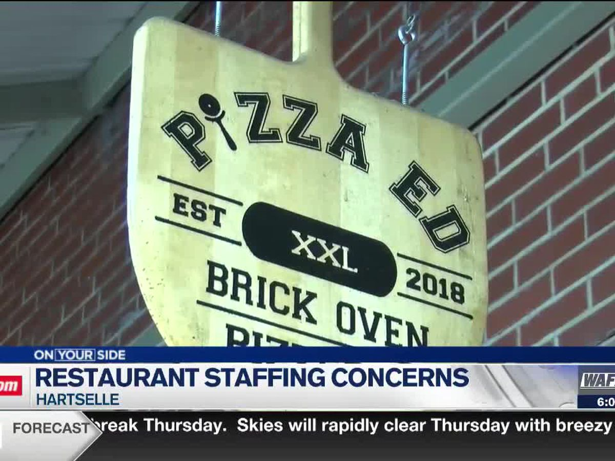 Hartselle restaurant owners concerned about low-staffing issues