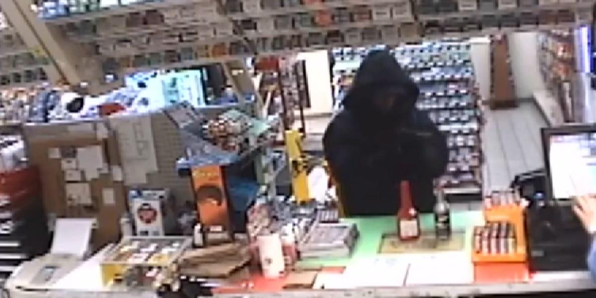 Huntsville gas station clerk held up at gunpoint