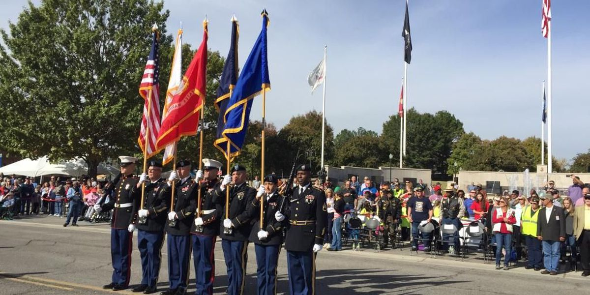 WATCH PLAYBACK: 2017 Veterans Day Parade