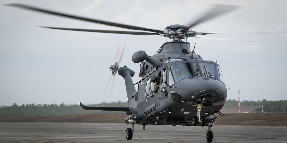 'Game changer': Maxwell chosen as training unit location for new helicopter