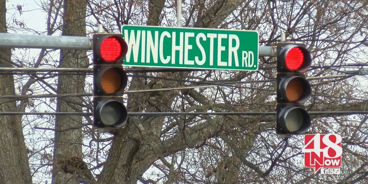 Winchester Road gets $6.6 million widening project
