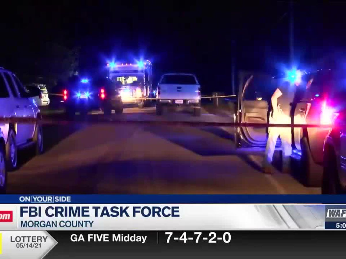 FBI violent crime task force plays major role in Morgan County investigations
