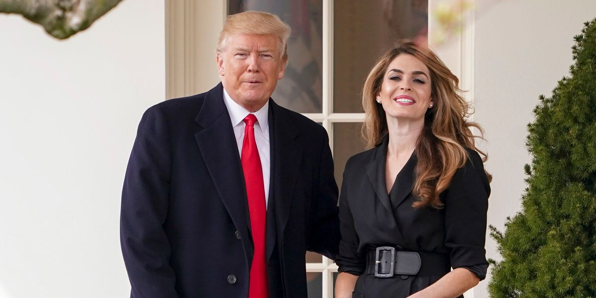 Trusted Trump aide Hope Hicks returning to White House