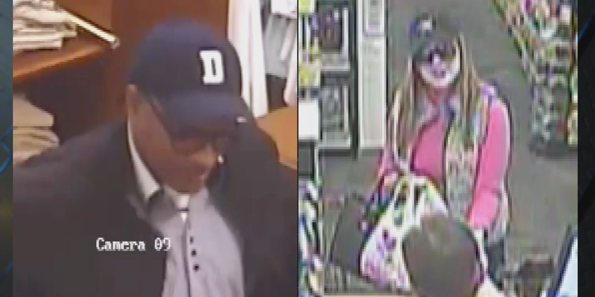 Crime Stoppers: Thousands spent with credit cards stolen at Huntsville restaurants