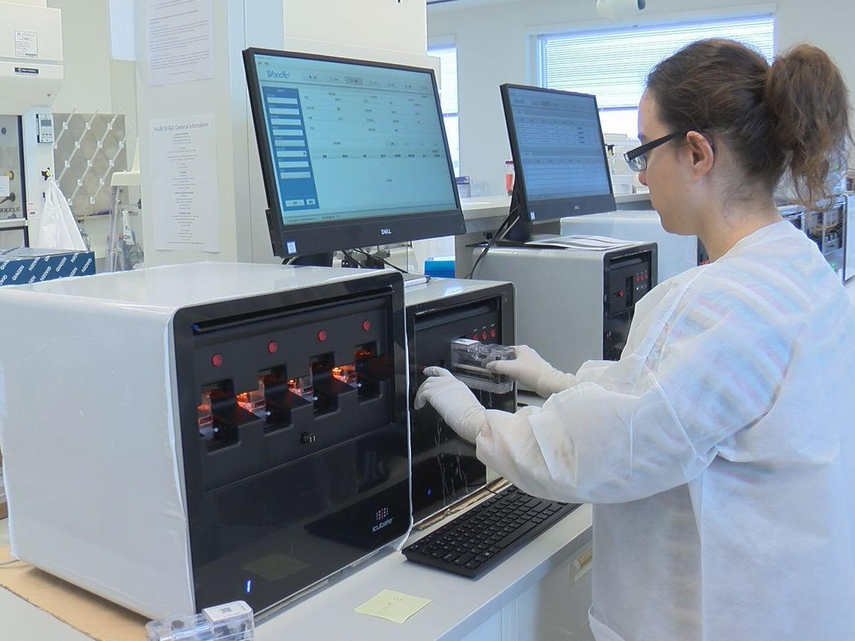 HudsonAlpha working to develop treatment for COVID-19