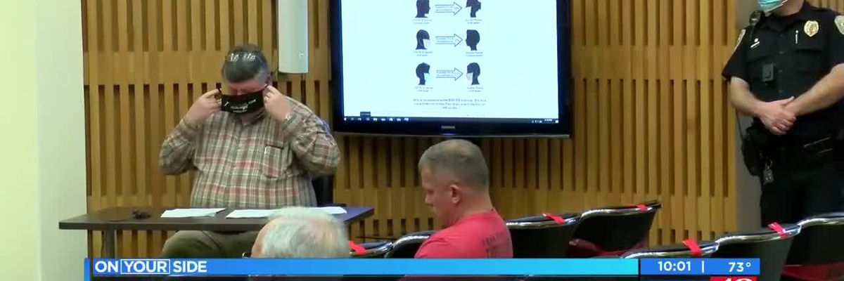 Decatur City Council passes resolution encouraging face coverings