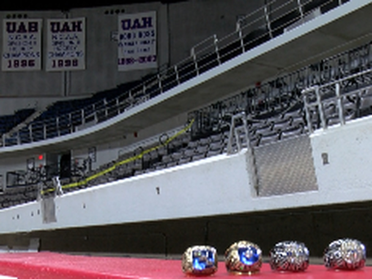 Former UAH players hold press conference in hopes of saving the program