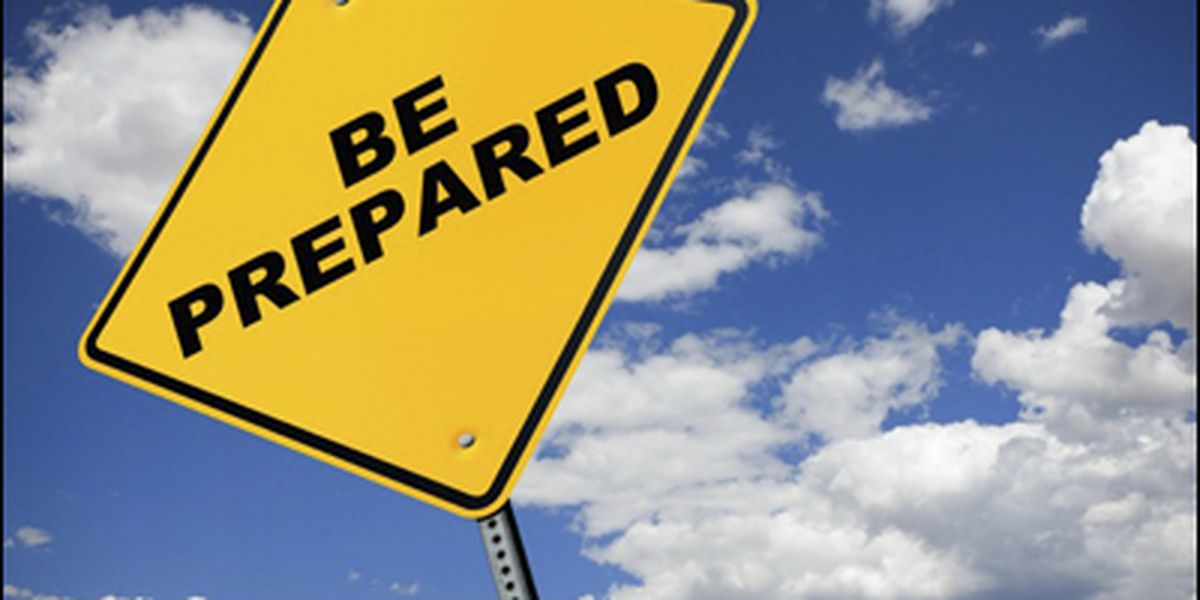 Putting together an emergency safety plan during severe weather
