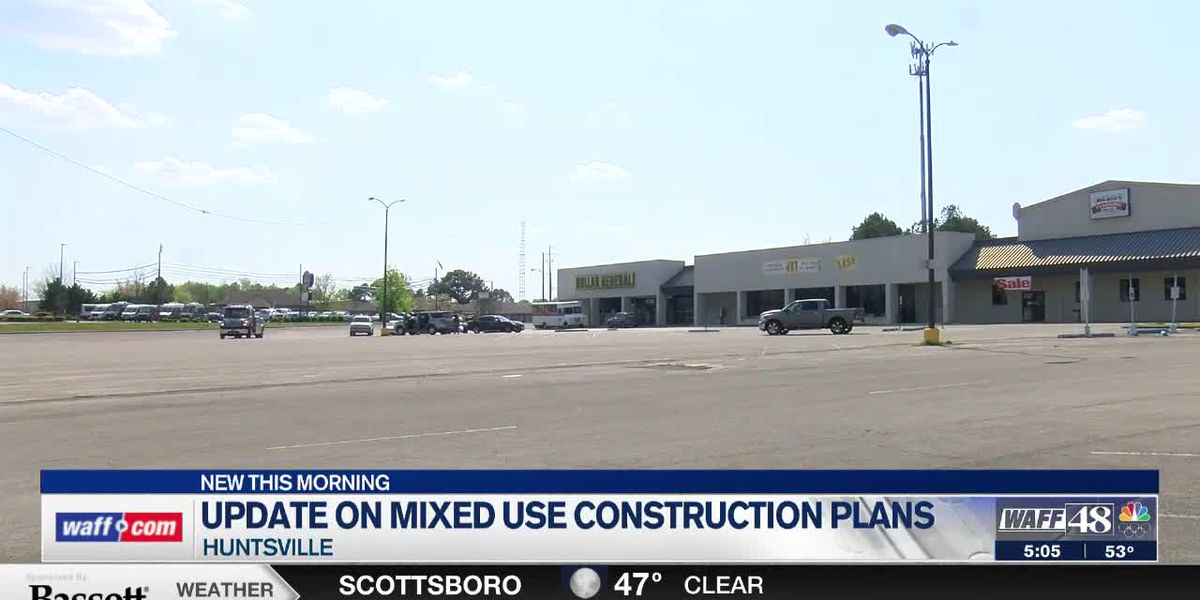 Update: Huntsville City Schools, city's project to move central offices