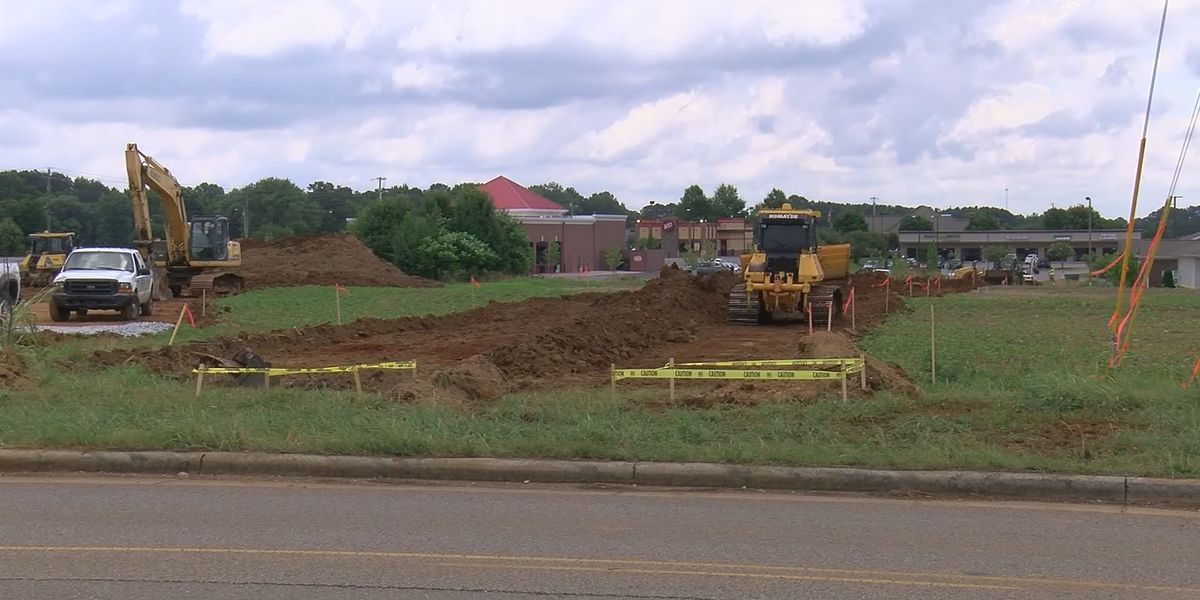 Retail space, new road promises new jobs in Athens