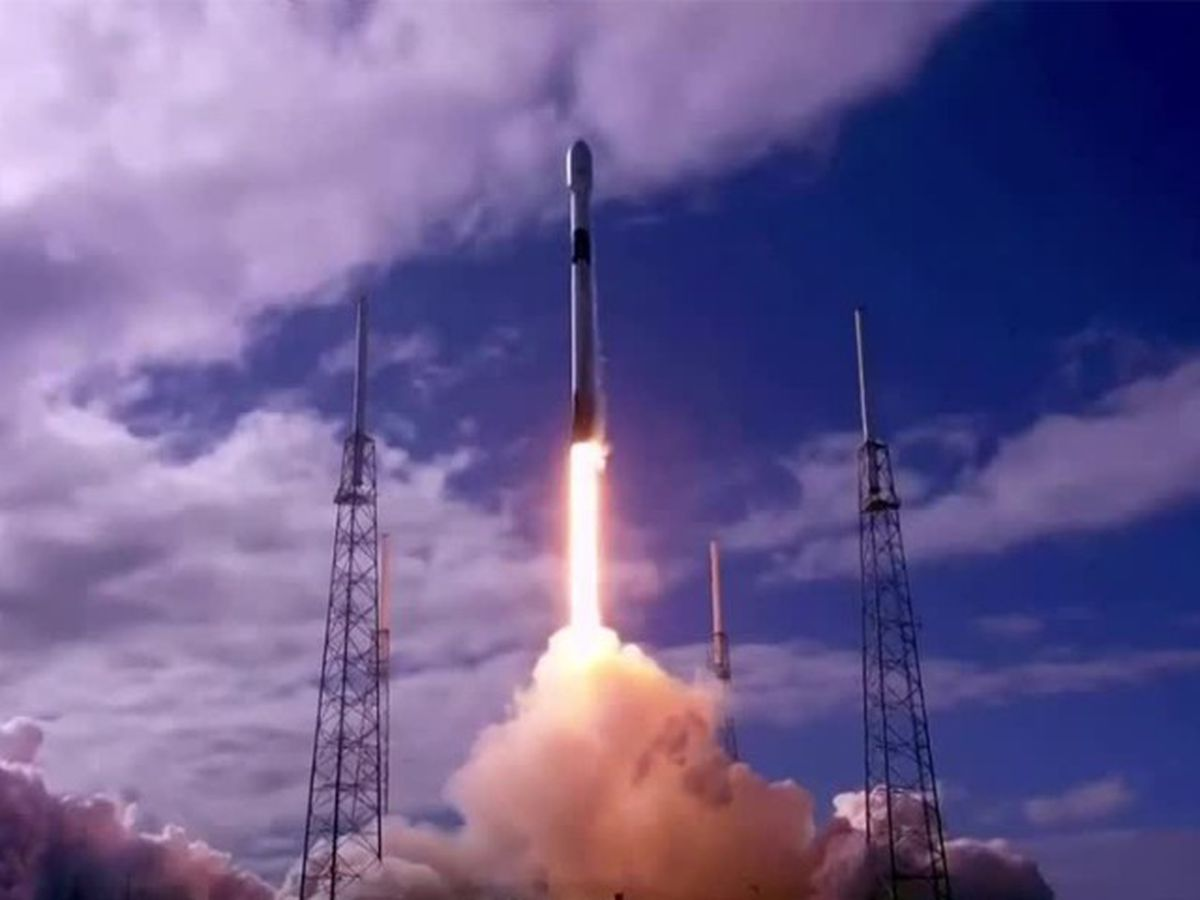 SpaceX launches 13th batch of Starlink satellites