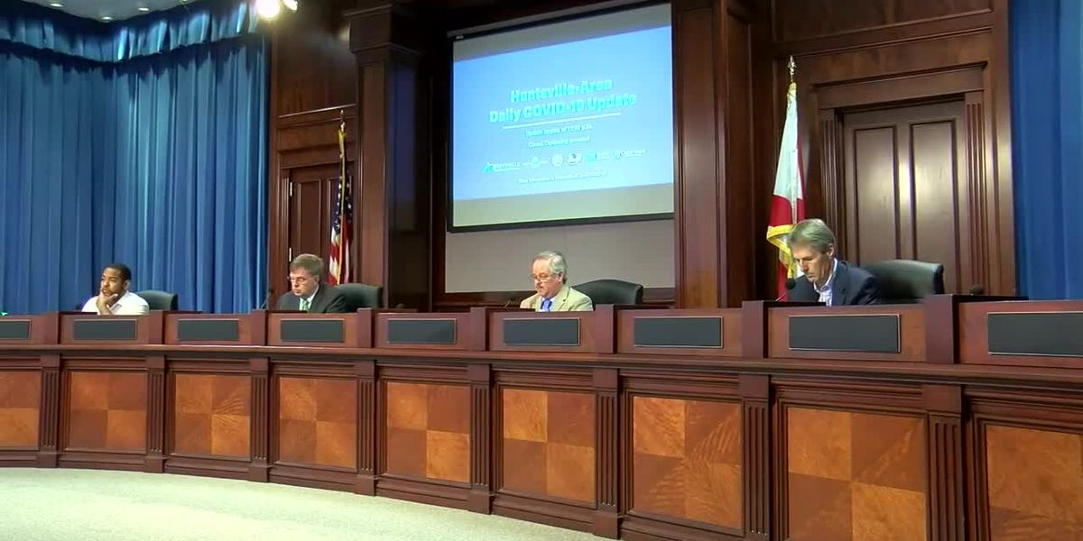 LIVE AT NOON: Madison county officials issue update on COVID-19