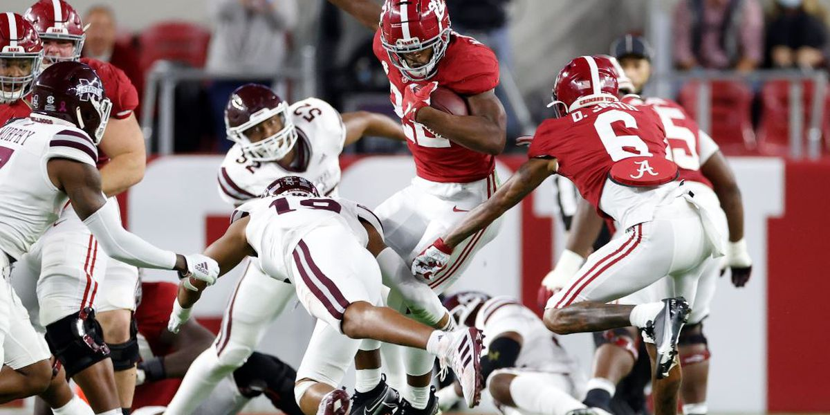 USA Today: Alabama new No. 1 in Amway Coaches Poll