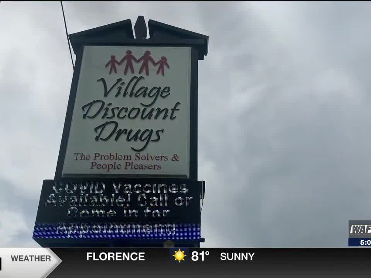 Pause in Johnson & Johnson vaccines will not put one local pharmacy behind in vaccine distribution