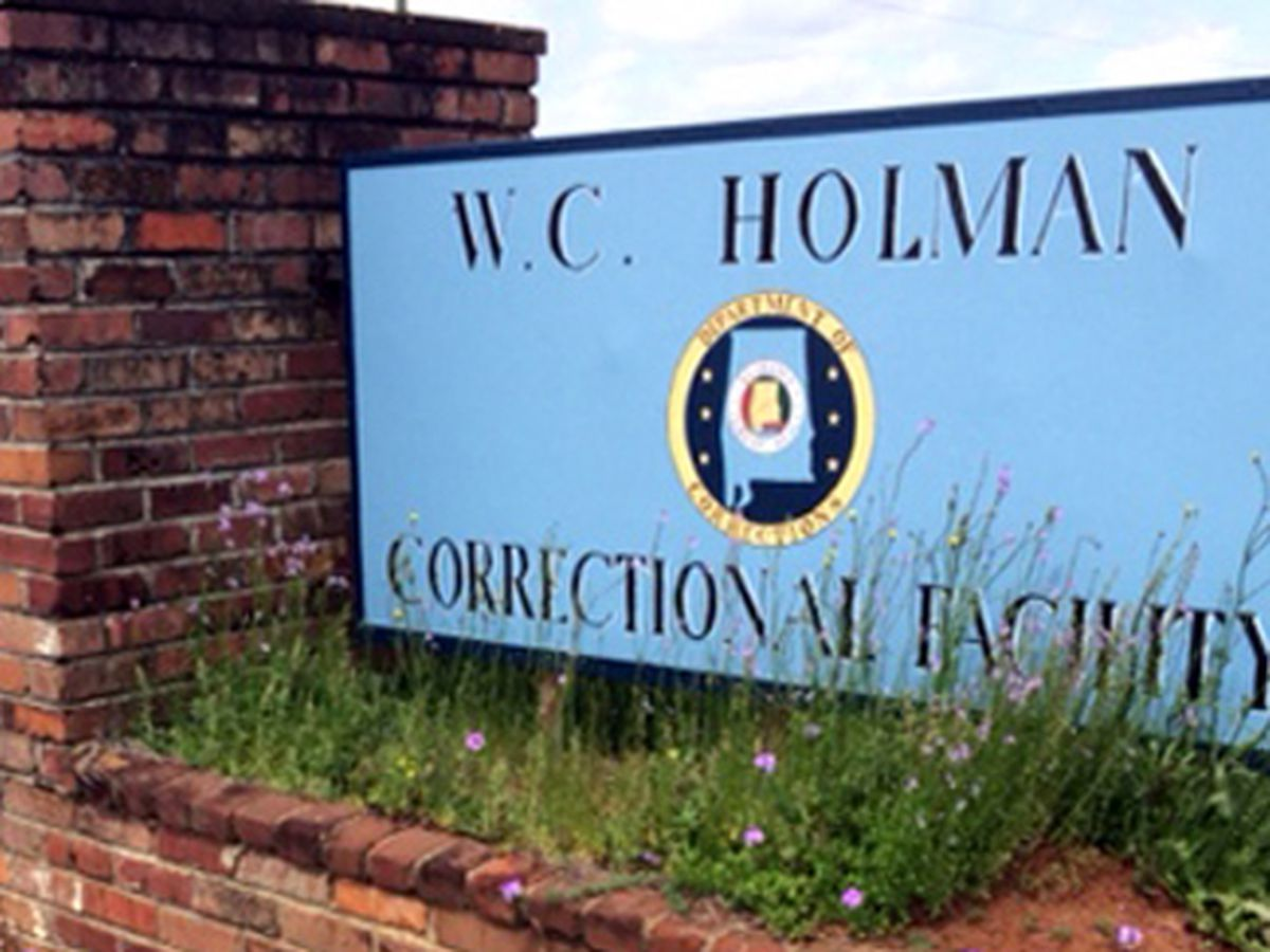 Holman Prison's main facility closing; 600+ inmates to move