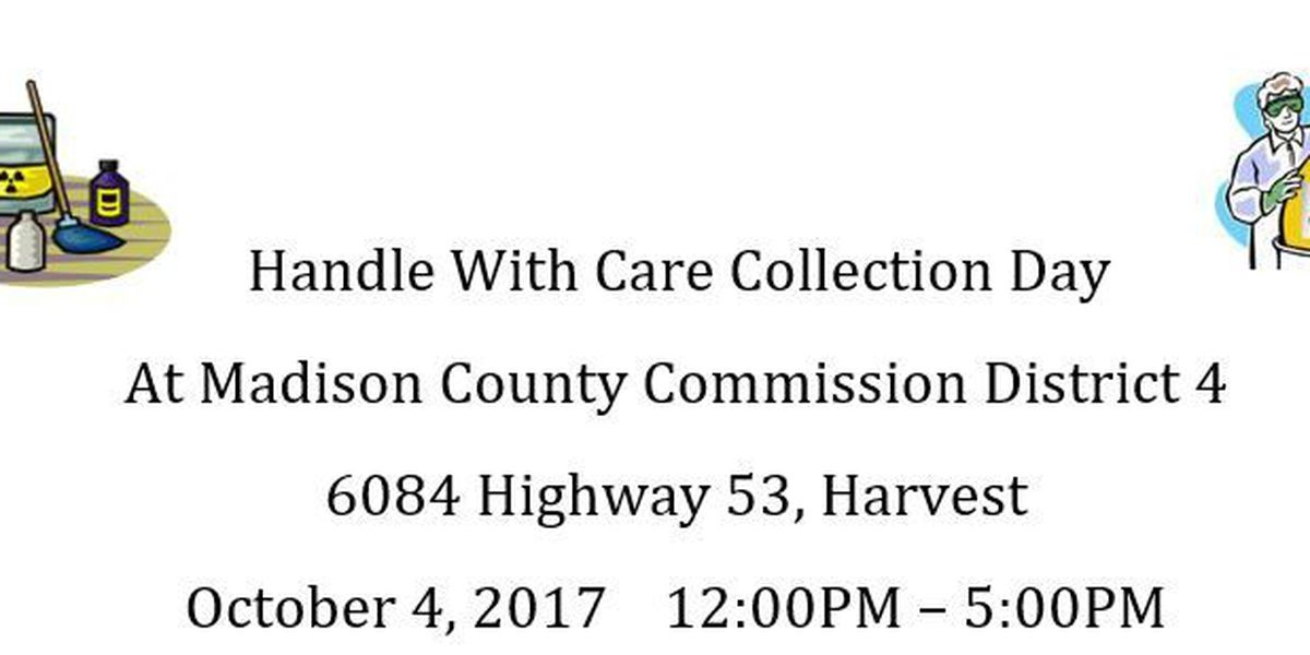 Handle With Care Collection Day