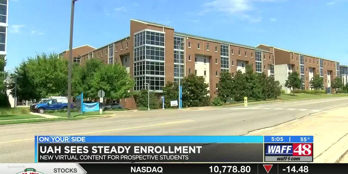 Steady enrollment for UAH during the pandemic