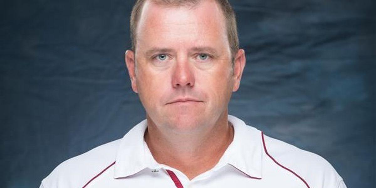 Muscle Shoals High School head baseball coach on leave