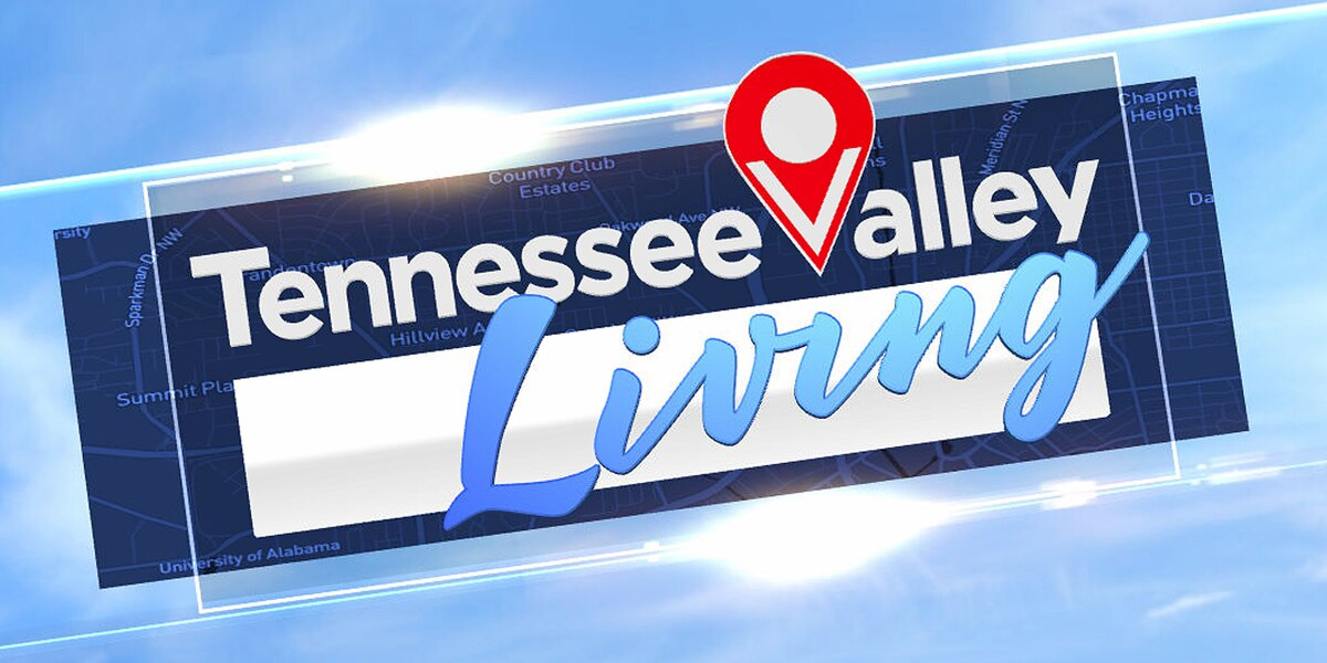 Follow Tennessee Valley Living on Facebook for a chance to win a prize in May