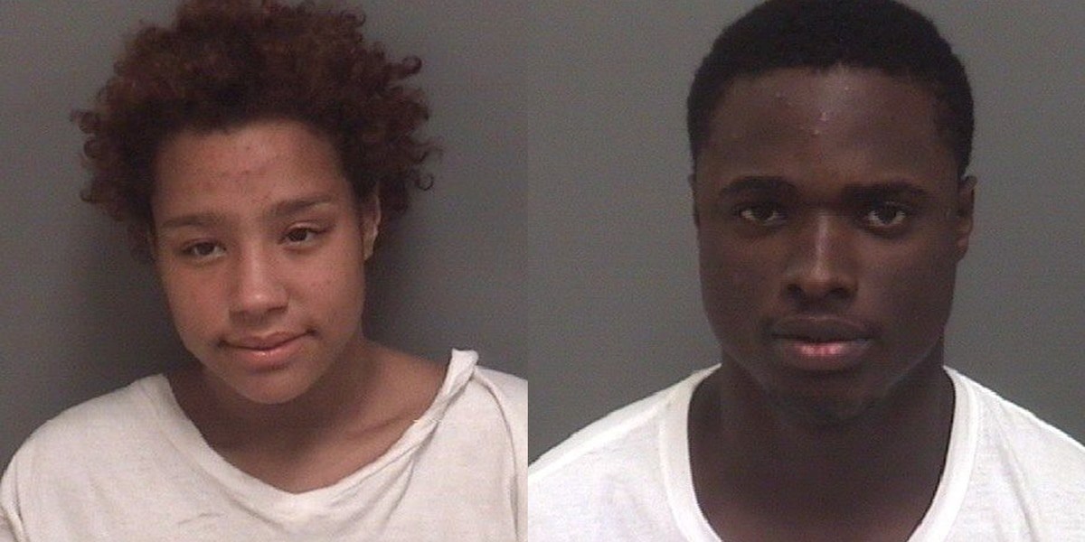 Decatur Police arrest two suspects in Sunday burglary