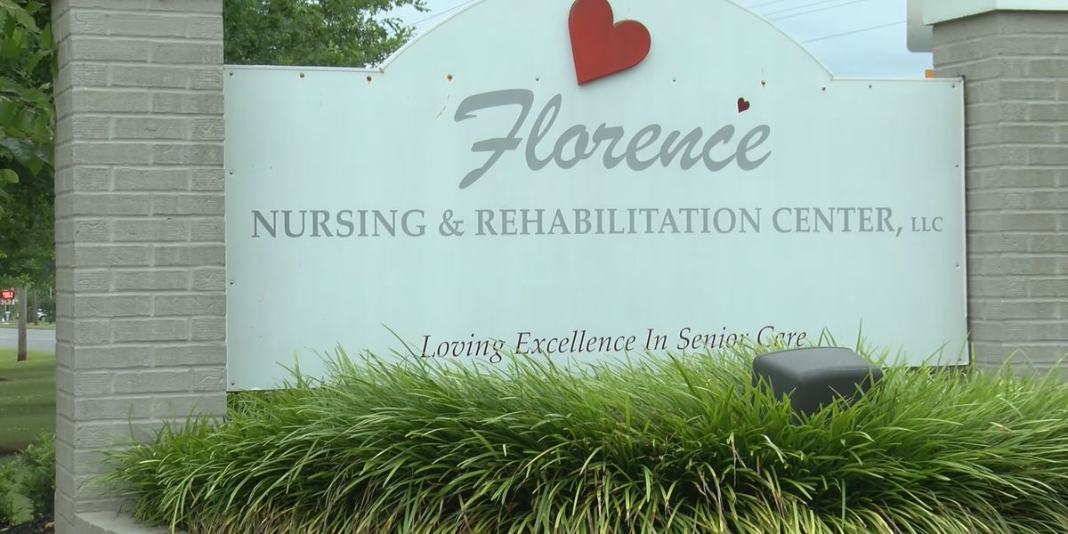 39 positive cases COVID-19, 3 deaths at Florence nursing home