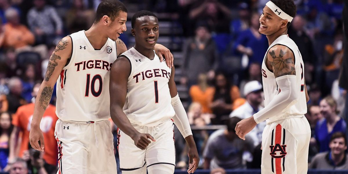 Auburn guard declares for NBA draft