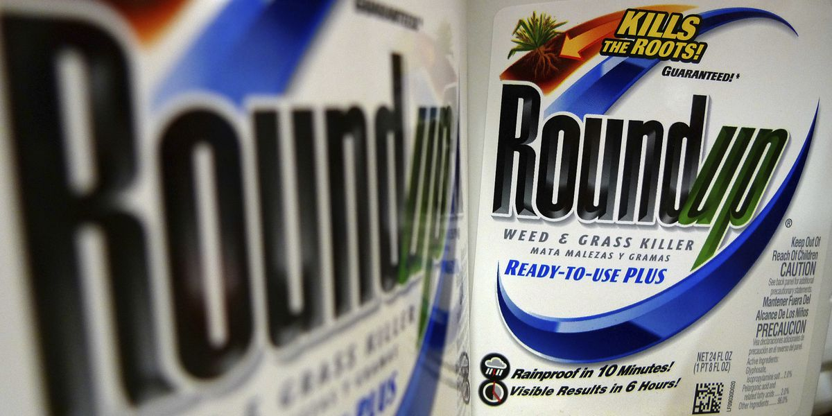 Monsanto weed killer ruling is 1st step in long legal battle
