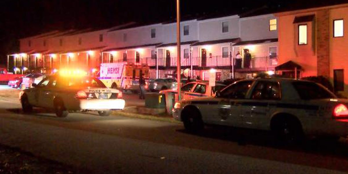 FIRST ALERT: Police investigating deadly shooting at Huntsville apartment complex--More on WAFF 48 News Today