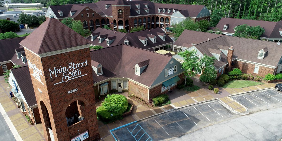 Main Street South kicks off revitalization, looking to lease top floor