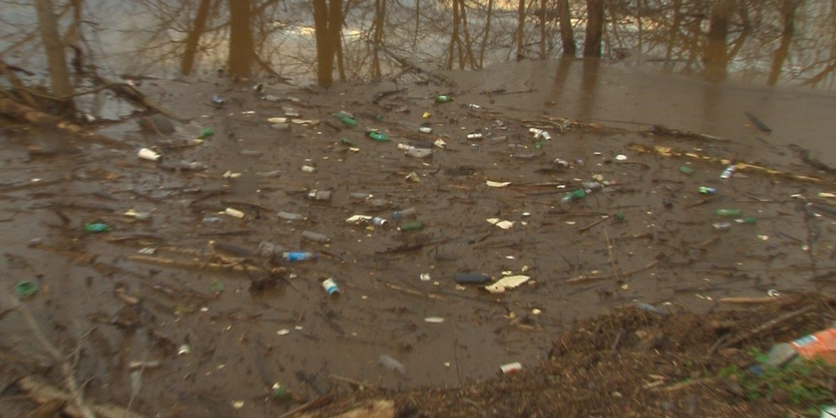 AT 10: What floods bring in must be hauled off