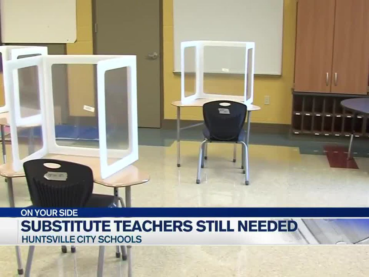 Huntsville City Schools extends daily rate increase for substitute teachers
