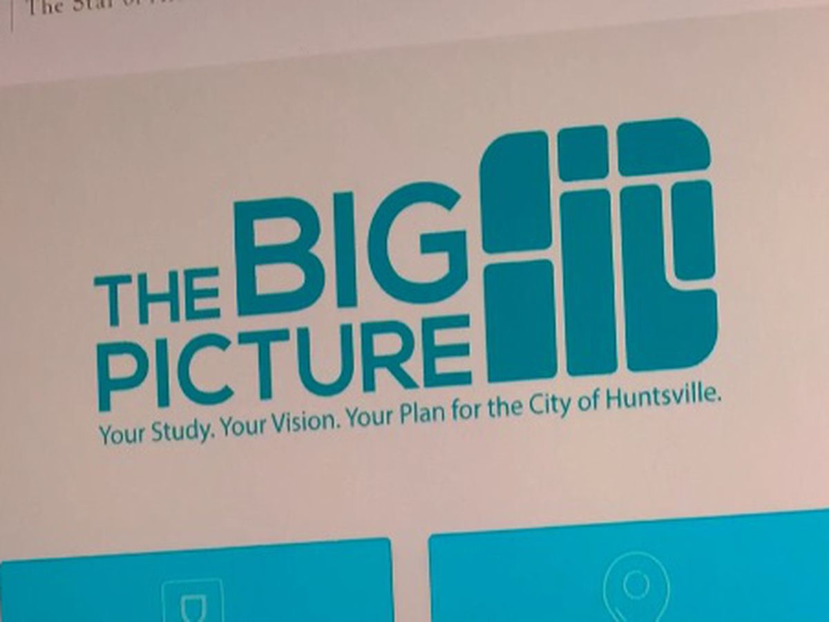 Huntsville using 'The Big Picture' to move city into the future