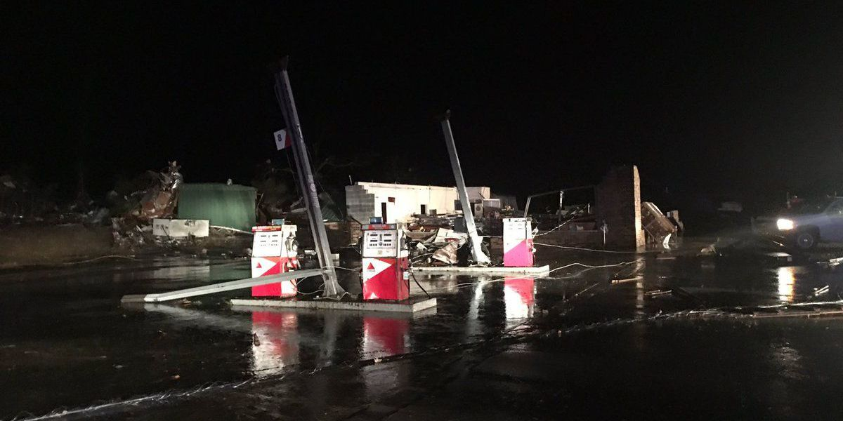 3 people dead in Rosalie from EF-2 tornado