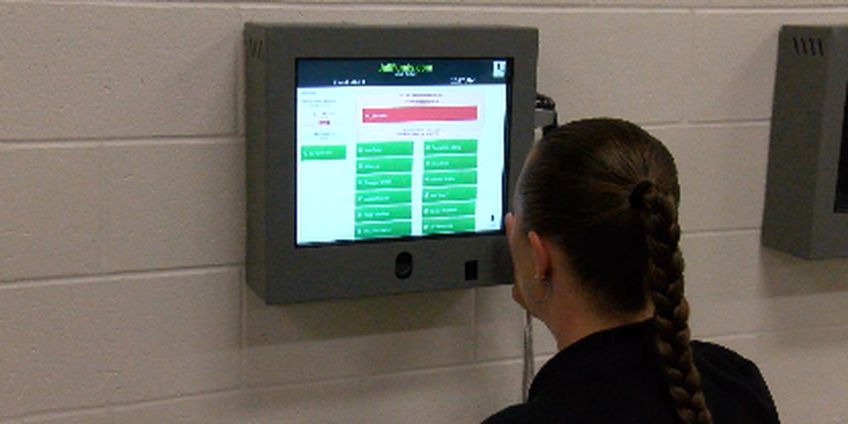 Morgan County jailers work to incorporate new virtual arraignment system